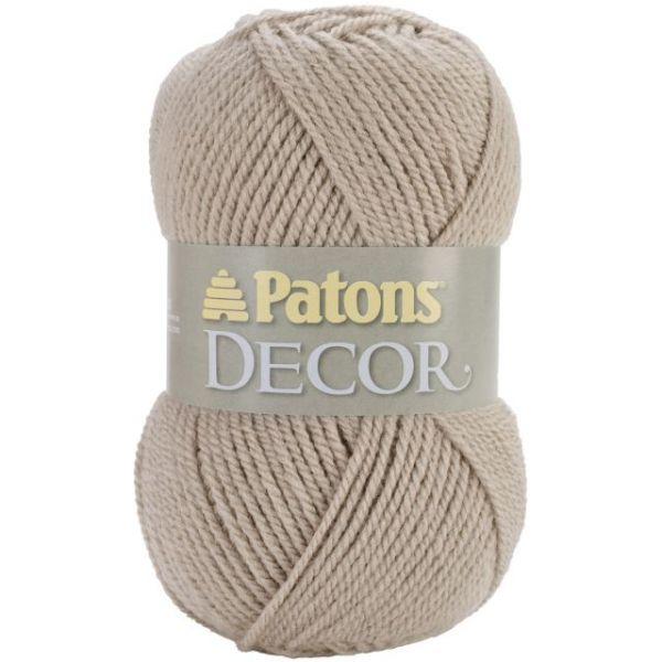 Patons Decor Yarn - Toasty Gray