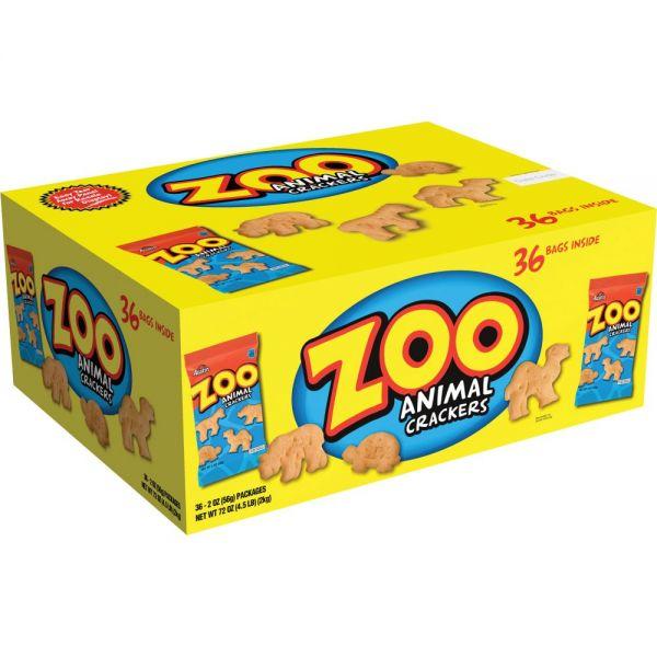 Keebler Zoo Animal Crackers