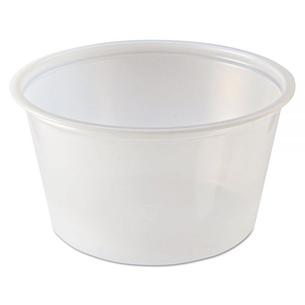 Fabri-Kal 2 oz Plastic Portion Cups