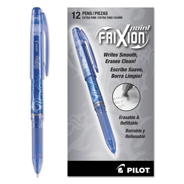 Pilot FriXion Point Erasable Roller Ball Stick Gel Pen