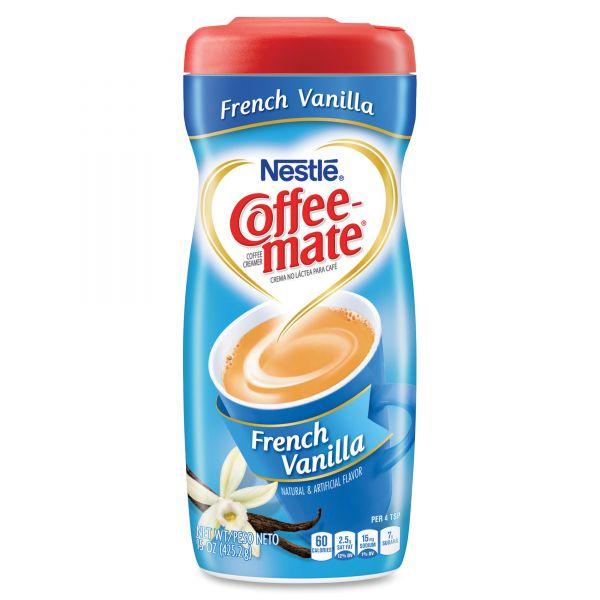 Coffee-Mate French Vanilla Powdered Coffee Creamer