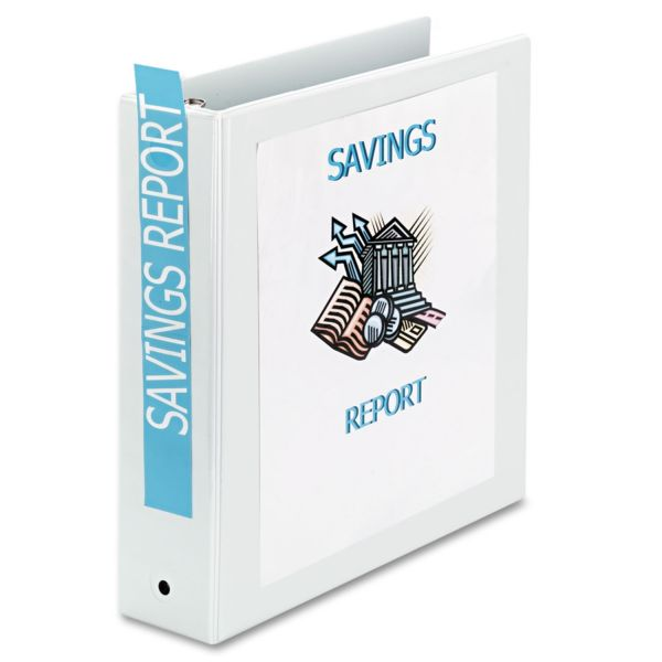 "Avery Economy 2"" 3-Ring View Binder"