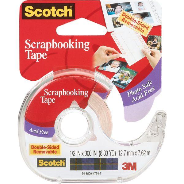 Scotch Removable Scrapbooking Tape