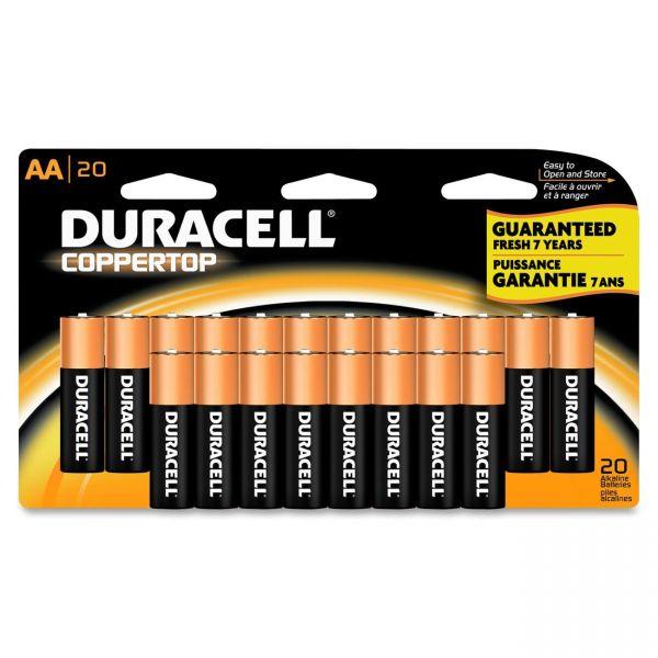 Duracell CopperTop AA Batteries