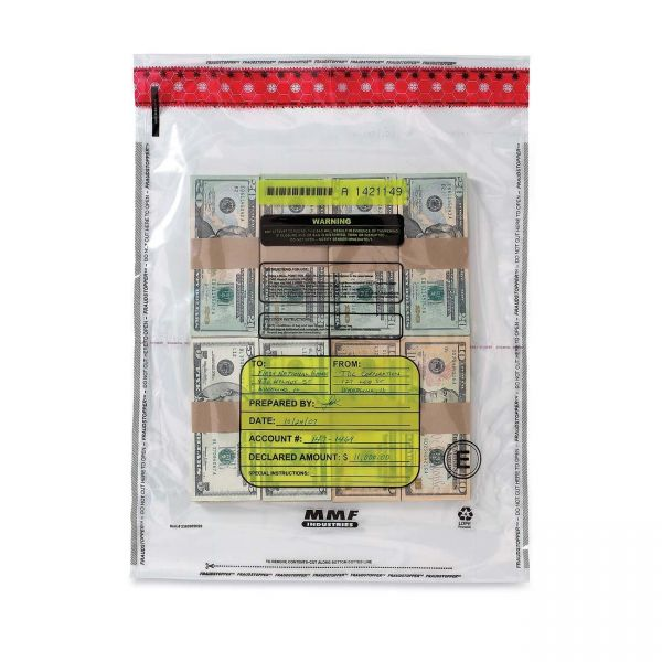 MMF Tamper Evident Bundle Bags