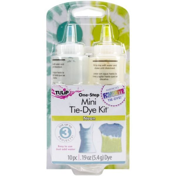 Tulip One Step Mini Tie-Dye Kit