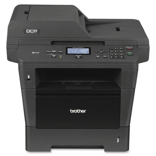 Brother DCP-8155DN Monochrome Laser Multifunction Printer