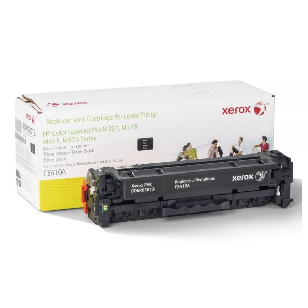 Xerox Remanufactured HP CE410A Toner Cartridge