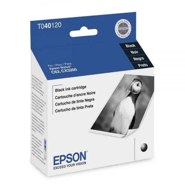 Epson T040 Black Ink Cartridge