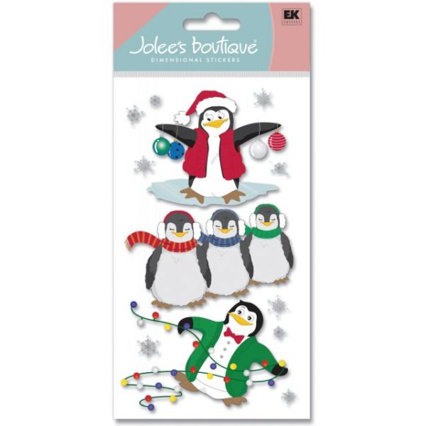 Jolee's Christmas Stickers