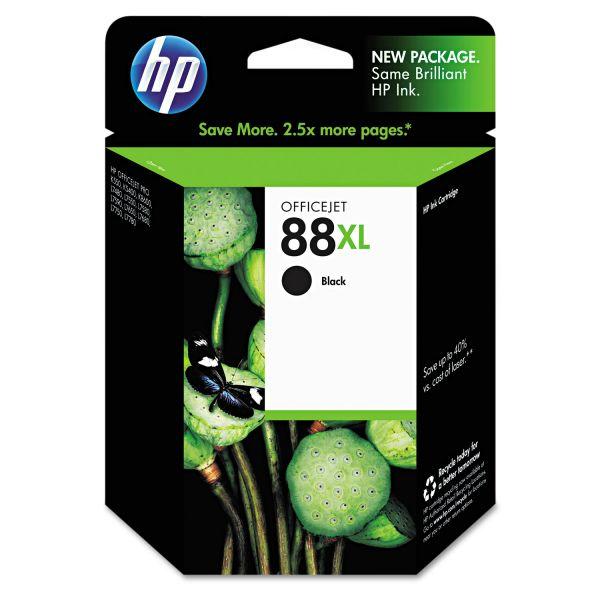 HP HP 88XL, (C9396AN) High Yield Black Original Ink Cartridge