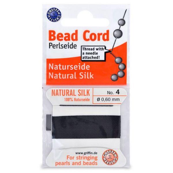 Beadalon Silk Bead Cord