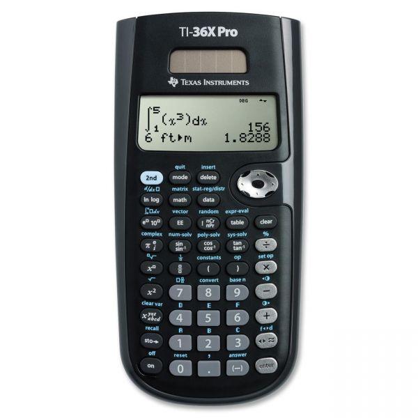 Texas Instruments TI-36X Pro Scientific Calculator