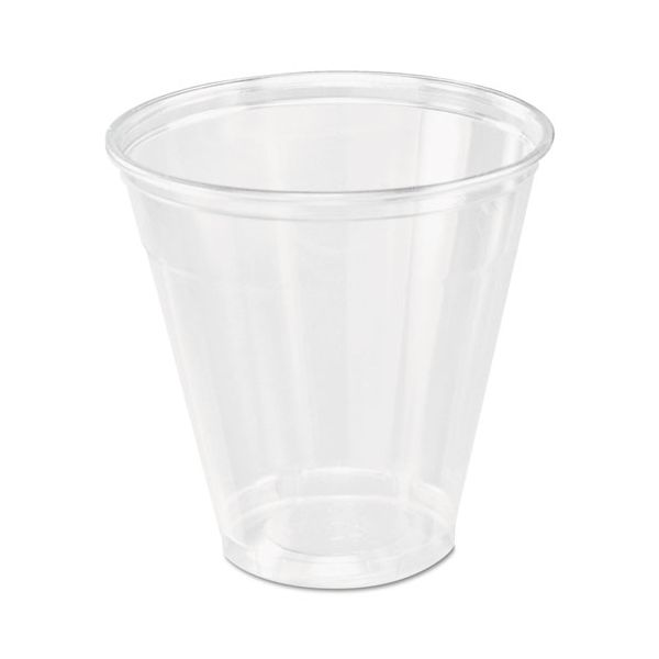 SOLO Cup Company Ultra Clear 5 oz Cold Cups