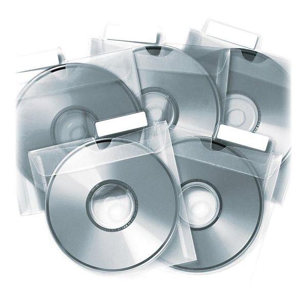 Tabbies CD Saver Sleeve Protectors