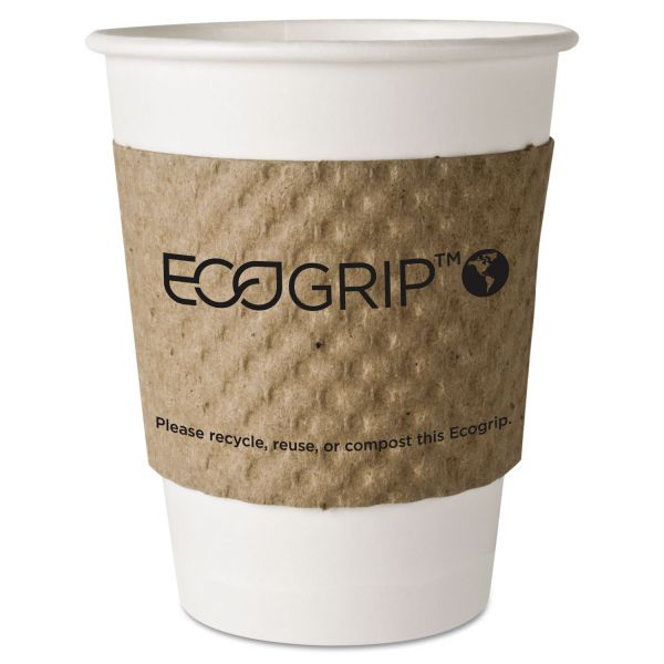 Eco-Products Biodegradable Hot Cup Sleeves