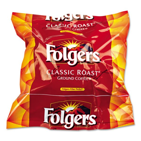 Folgers Coffee Filter Packs