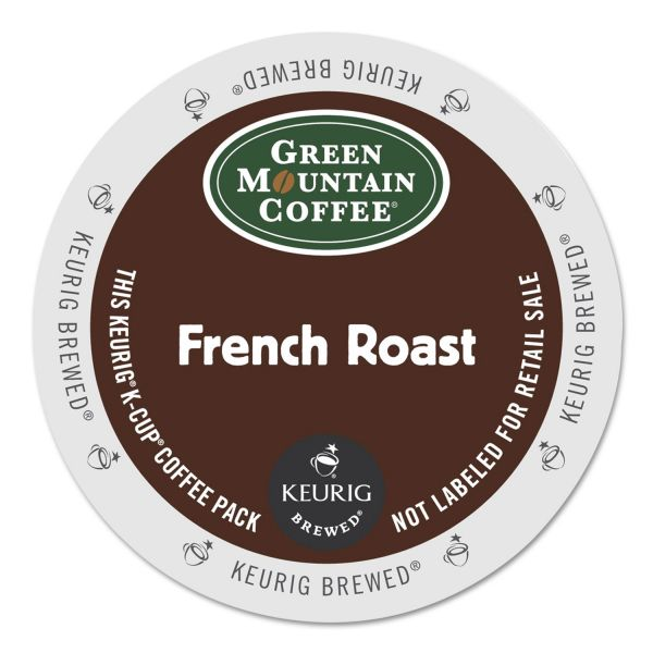 Green Mountain Coffee French Roast Coffee K-Cups