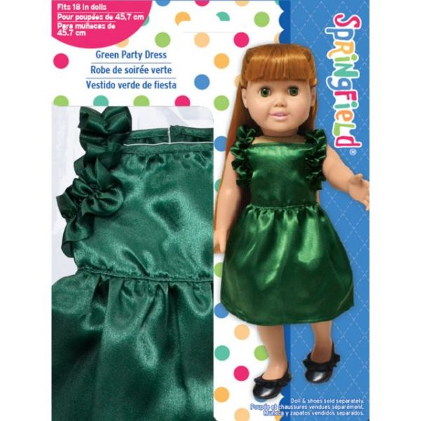Springfield Collection Ruffled Dress