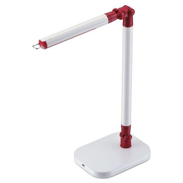 """BLACK+DECKER PureOptics Exalt Bar LED Bar Desk Light, 2 Prong, 19"""", White"""