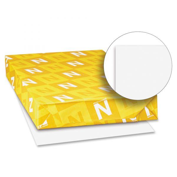 "Neenah Paper Exact Index 11"" x 17"" 110 lb White Card Stock"