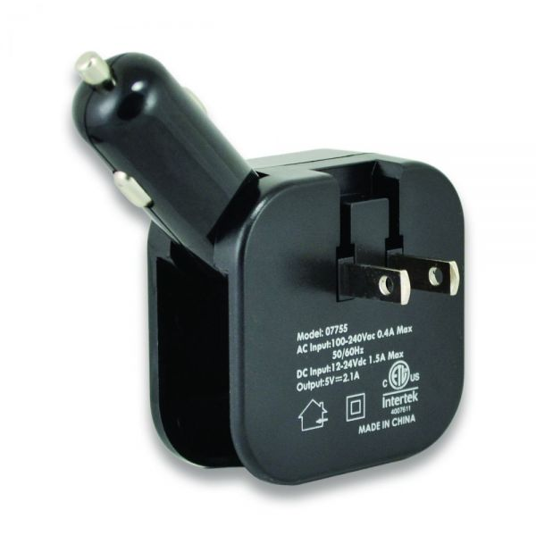 fuse 07755 Auto/AC Adapter for USB Device