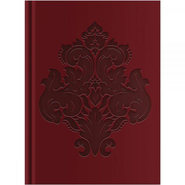 "Goth Opulence Hardbound Notebook 7""X9.5"""