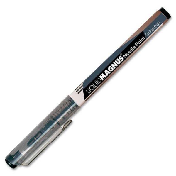 SKILCRAFT Liquid Magnus Rollerball Pens