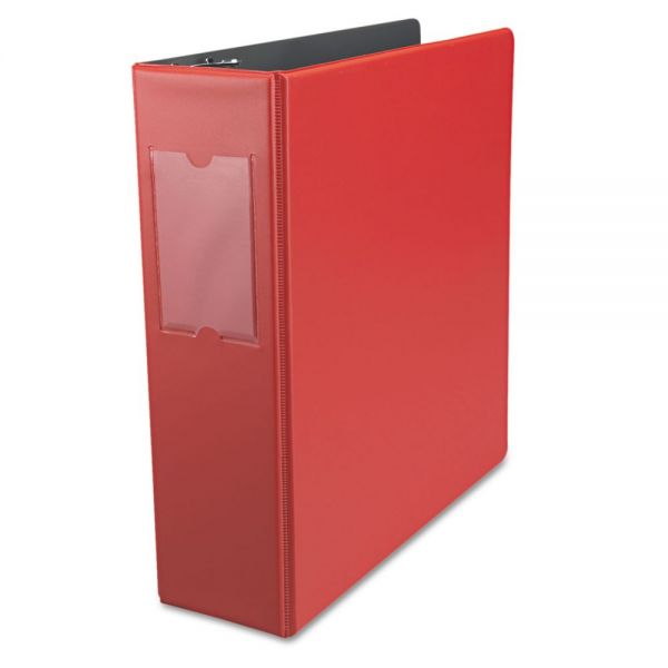 "Universal Suede Finish Vinyl 3"" 3-Ring Binder"