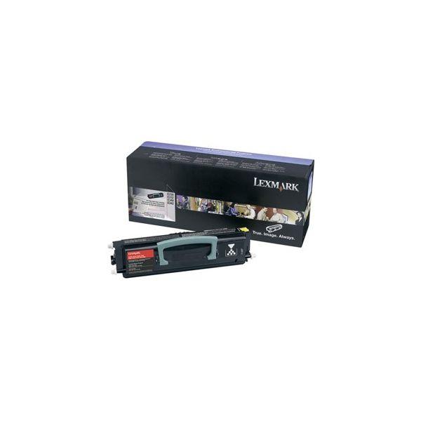 Lexmark 34035HA High-Yield Toner, 6000 Page-Yield, Black