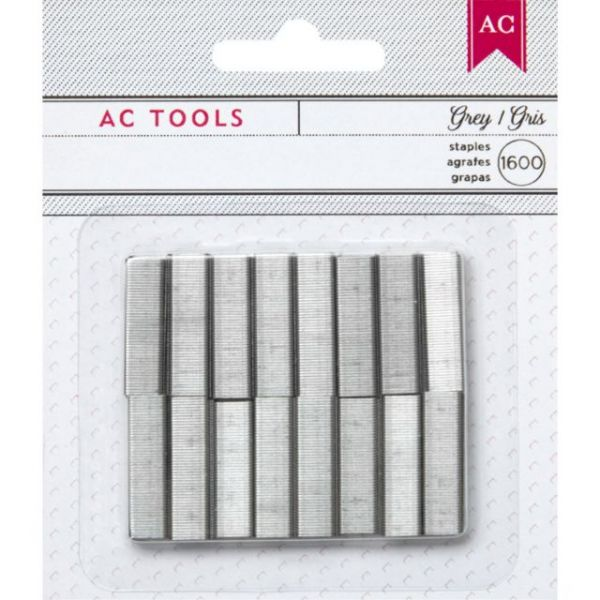 DIY Shop Mini Stapler Refill Staples 1,600/Pkg