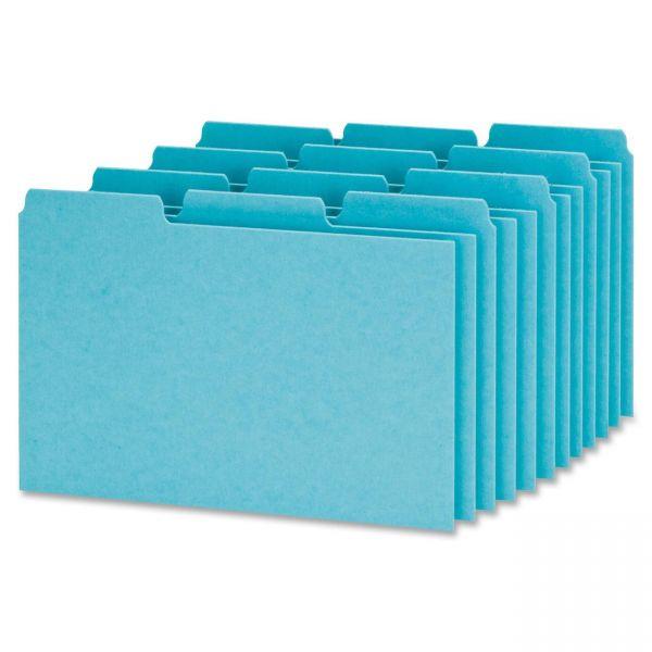 Oxford Pressboard Filing Index Card Guides