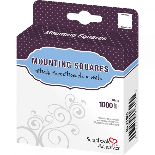 Scrapbook Adhesives Mounting Squares