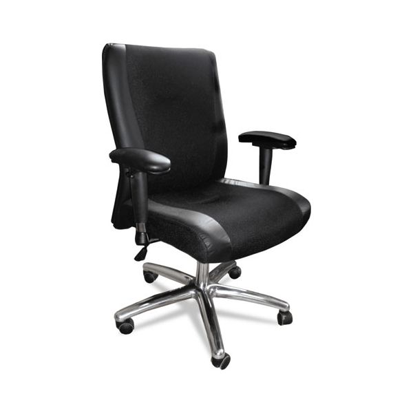 Mayline Mercado Series Mid-Back Office Chair