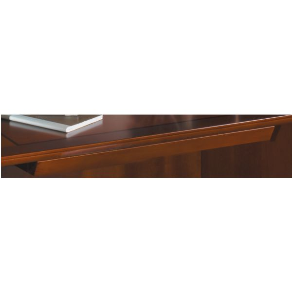 Tiffany Industries Sorrento Series Center Drawer, 30w x 21-1/4d x 2-1/2h, Bourbon Cherry