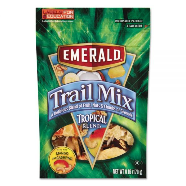 Emerald Trail Mix