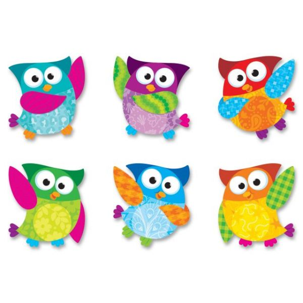 Trend Owl-Stars! Classic Accents Variety Pack