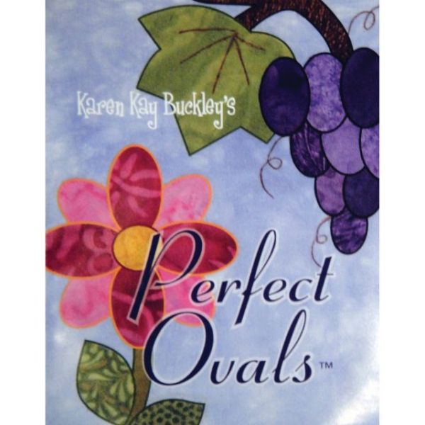 Karen Kay Buckley's Perfect Ovals
