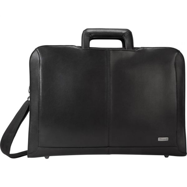 "Targus Executive TBT261US Carrying Case (Briefcase) for 15.6"" Notebook - Black"