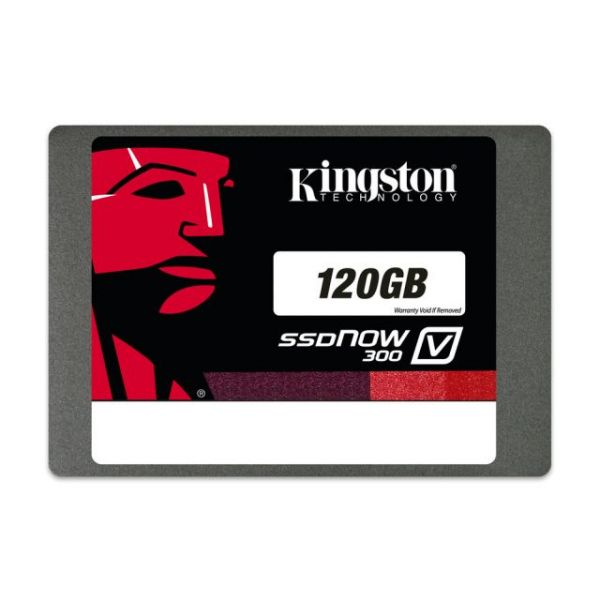 "Kingston SSDNow V300 120 GB 2.5"" Internal Solid State Drive"