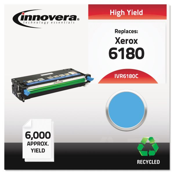 Innovera Remanufactured Xerox 6180 High Yield Toner Cartridge