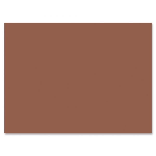 Pacon Brown Construction Paper