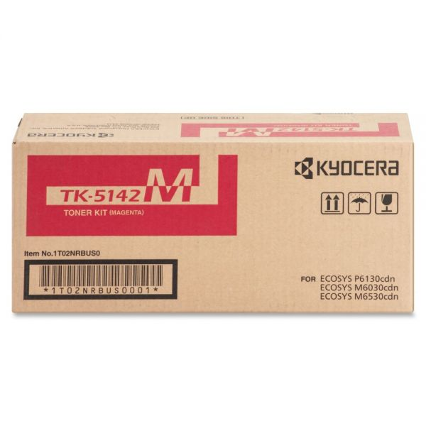 Kyocera TK-5142M Original Toner Cartridge