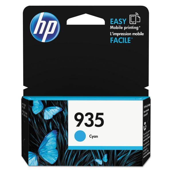 HP 935 Cyan Ink Cartridge (C2P20AN)