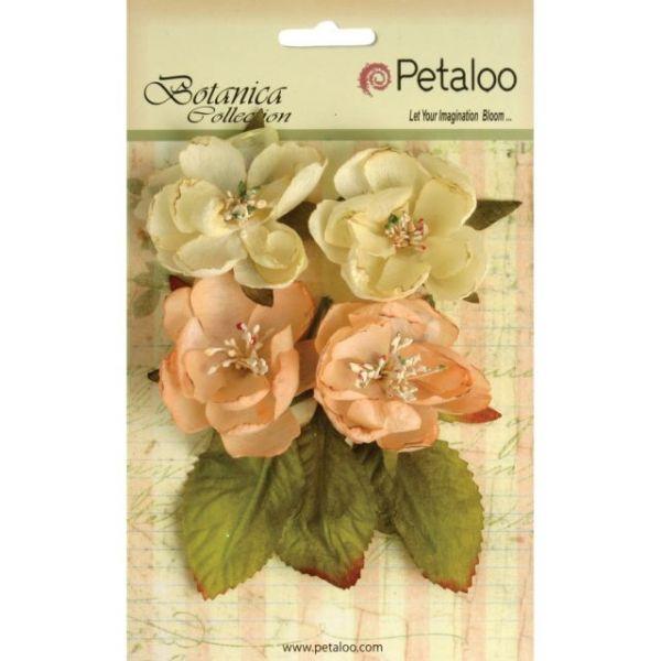 "Botanica Blooms 2.25"" 4/Pkg"