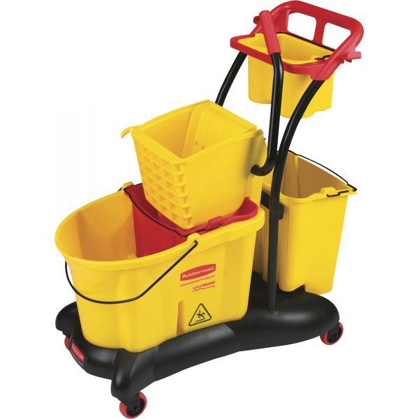 Rubbermaid WaveBrake Mop Bucket/Wringer System