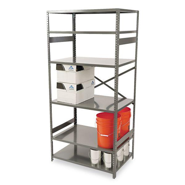 Tennsco Adjustable Commercial Shelving Unit