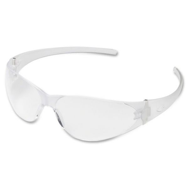 Crews CheckMate Super Light Safety Glasses