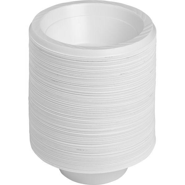 Genuine Joe Reusable 12 oz Plastic Bowls