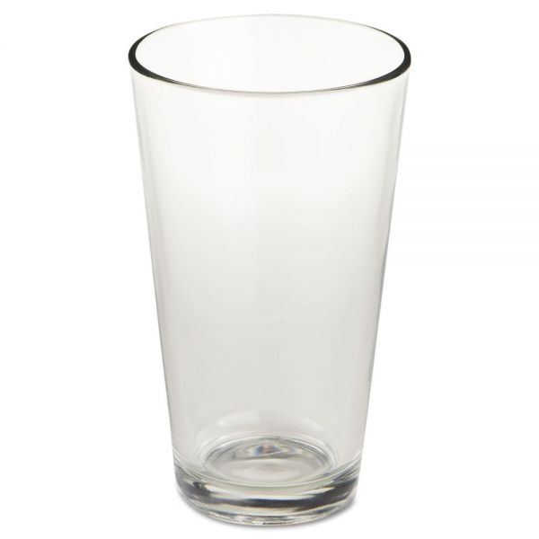 Libbey Restaurant Basics 16 oz Glass Tumblers